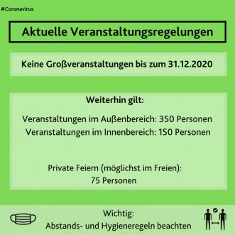 Corona – Rheinland Pfalz – Aktuelle Regelungen