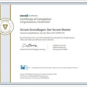 Scrum-Grundlagen: Der Scrum Master