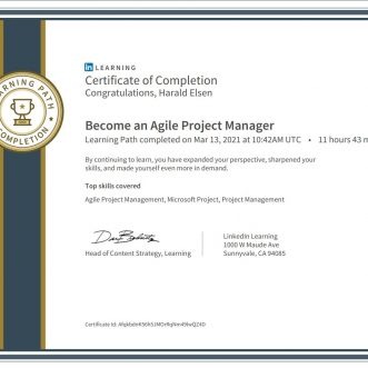 Become an Agile Project Manager