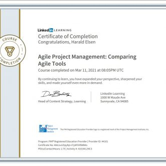 Agile Project Management: Comparing Agile Tools