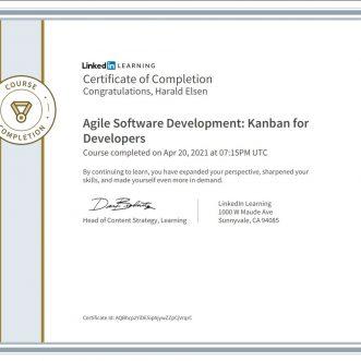 Agile Software Development: Kanban for Developers