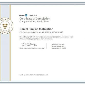 The Power of Motivation / Daniel Pink on Motivation